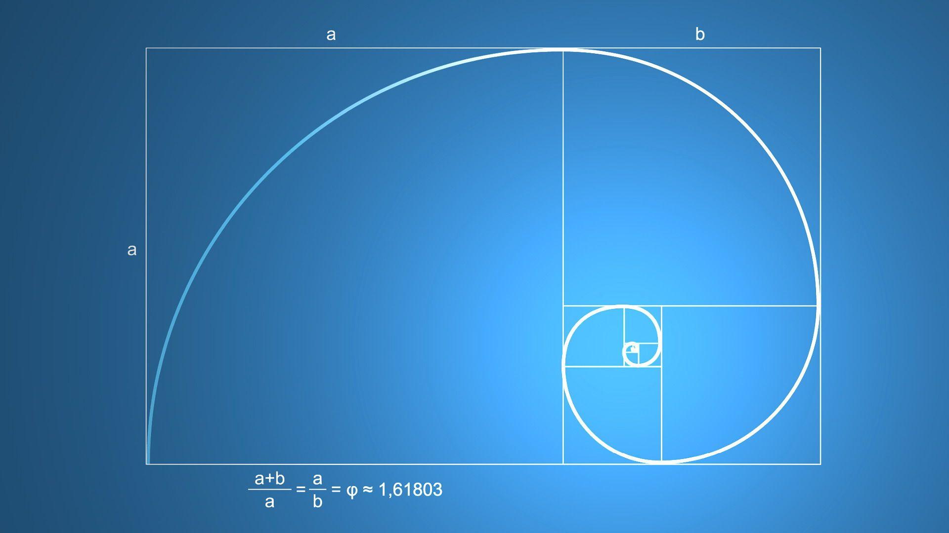 Fibonacci-Squares-Golden-Spiral